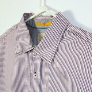 Tommy Bahama XXL Jeans Island Crafted Strip Shirt